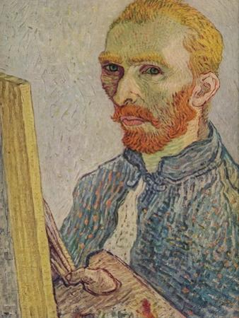 'Portrait of Vincent van Gogh', 1825-1828 by Vincent van Gogh