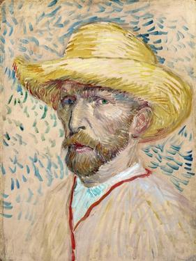Self-Portrait, 1887 by Vincent van Gogh