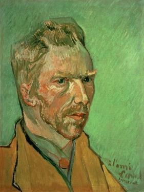 Self Portrait, 1888 by Vincent van Gogh