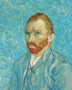 Self-Portrait, 1889 by Vincent van Gogh