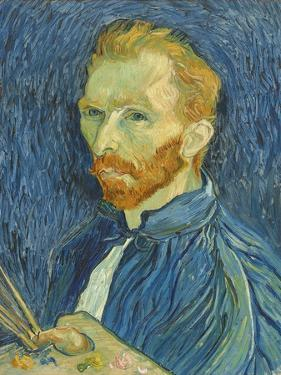 Self-Portrait, 1889 by Vincent van Gogh