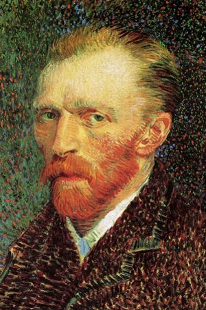 Vincent Van Gogh Self-Portrait 3