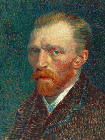 Self-Portrait by Vincent van Gogh