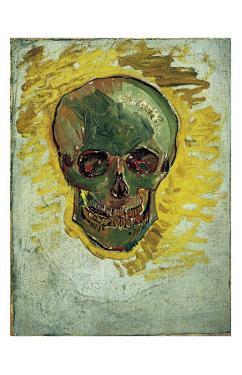Skull by Vincent van Gogh