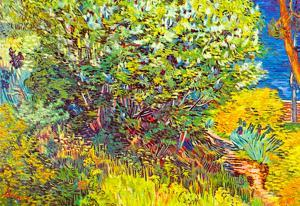 Vincent Van Gogh Slip Away Art Print Poster