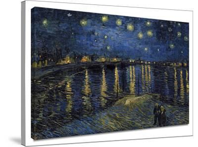 Starlight over Rhone by Vincent van Gogh