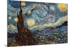 Starry Night, c. 1889 by Vincent van Gogh