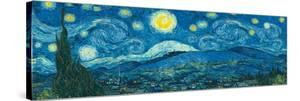 Starry Night Panorama by Vincent van Gogh