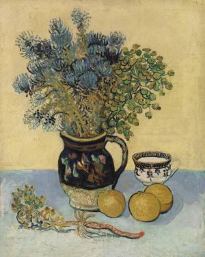 Still Life (Nature morte) by Vincent van Gogh