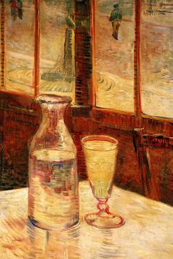 Vincent van Gogh Still Life with Absinthe
