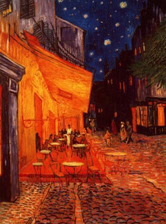 Terrasse de Café, la Nuit by Vincent van Gogh