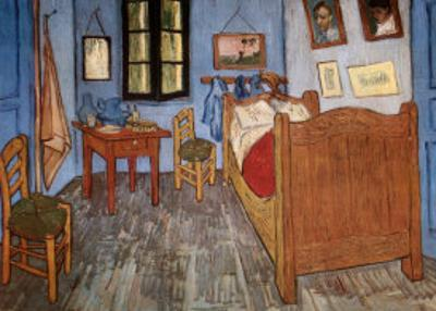 The Bedroom at Arles, c.1887