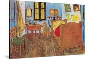 The Bedroom at Arles, c.1887 by Vincent van Gogh