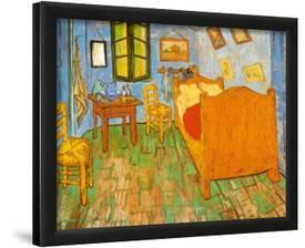The Bedroom At Arles C 1887 By Vincent Van Gogh