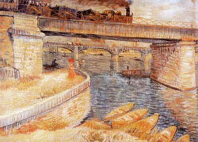 The Bridge at Asnieres