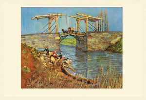 The Bridge by Vincent van Gogh