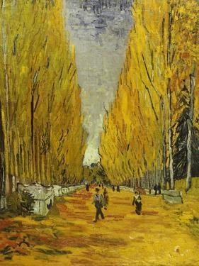 The Elysian Fields, c.1888 by Vincent van Gogh