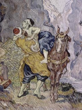 The Good Samaritan, 1890 by Vincent van Gogh