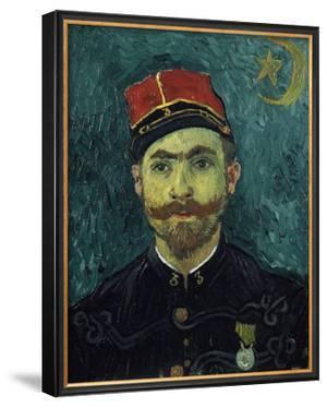 The Lover, Poul-Eugene Milliet by Vincent van Gogh