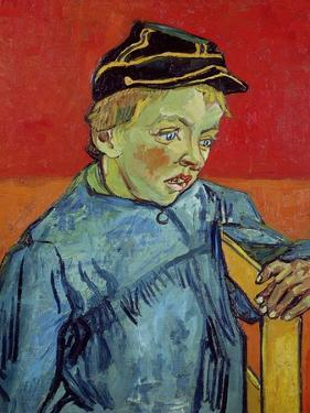 The Schoolboy, c.1889-90 by Vincent van Gogh