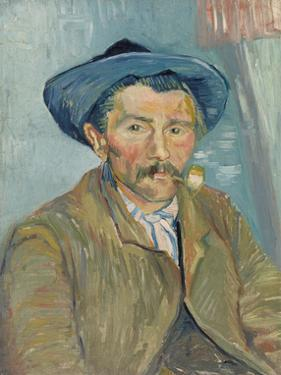 The Smoker (Le Fumeur), 1888 by Vincent van Gogh
