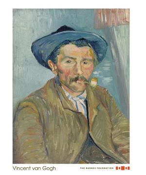 The Smoker (Le Fumeur), 1888 by Vincent van Gogh