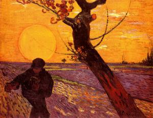 The Sower, c.1888 by Vincent van Gogh