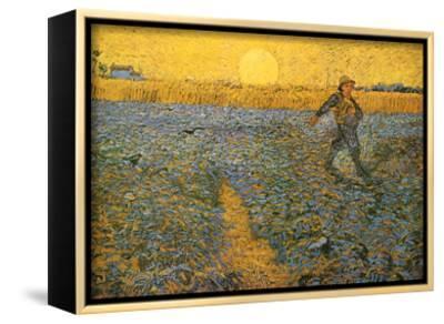 The Sower, c.1888 by Vincent van Gogh