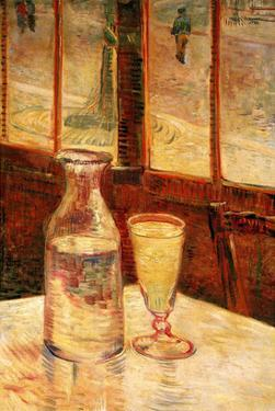 The Still Life with Absinthe by Vincent van Gogh