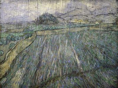 The Storm by Vincent van Gogh