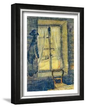 The Window at Bataille's by Vincent van Gogh