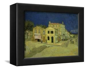 The Yellow House at Arles, c.1889 by Vincent van Gogh