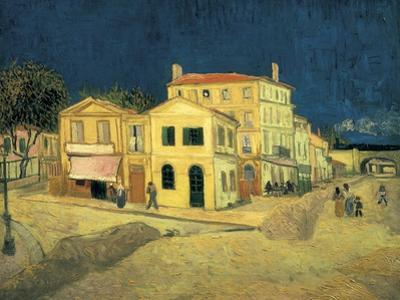 The Yellow House at Arles by Vincent van Gogh