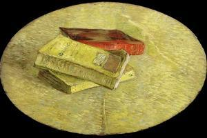 Three Books by Vincent van Gogh