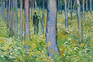 Undergrowth by Vincent van Gogh