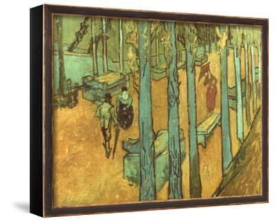 Van Gogh: Alyscamps, 1888