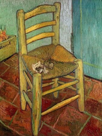 Van Gogh's Chair, c.1888