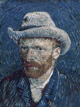 Van Gogh: Self-Portrait by Vincent van Gogh