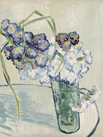 Vase of Carnations, c.1890 by Vincent van Gogh