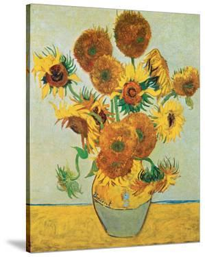 Vase of Fifteen Sunflowers, c.1888 by Vincent van Gogh