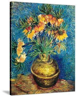 Vase with Flowers by Vincent van Gogh