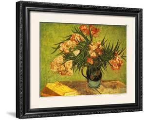 Vases De Fleurs by Vincent van Gogh