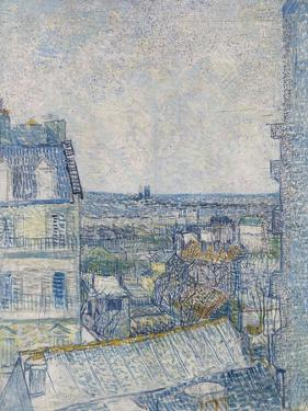 View from the Artist's Window by Vincent van Gogh