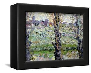 View of Arles, c.1889 by Vincent van Gogh