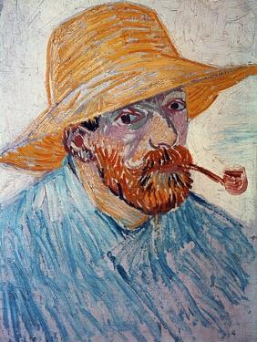 Vincent Van Gogh by Vincent van Gogh