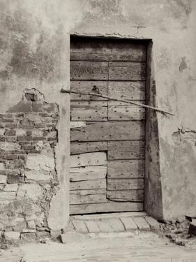 Door of a Country House by Vincenzo Balocchi
