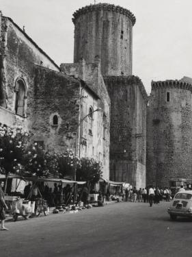 Fondi Castle by Vincenzo Balocchi