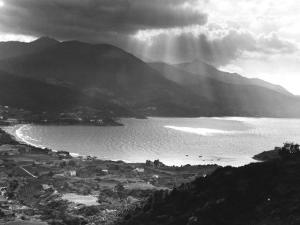From Biodola, Island of Elba by Vincenzo Balocchi