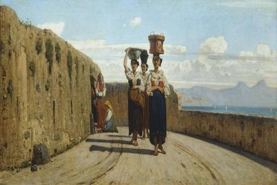 Water-Carriers at La Spezia