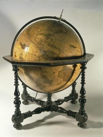 Celestial Globe, 1698